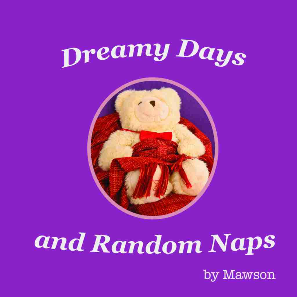 The cover of Dreamy Days and Random Naps, by mawson